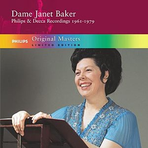 Dame Janet Baker: Philips And Decca Recordings 1961-1979 by Dame Janet Baker
