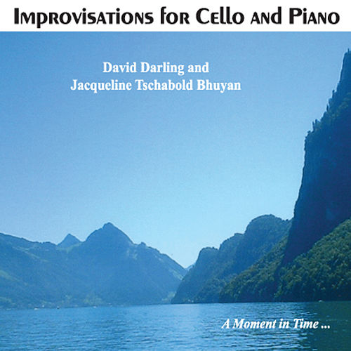Improvisations for Cello and Piano de David Darling