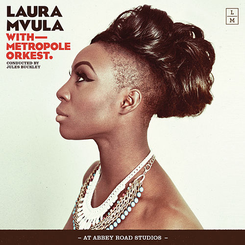 Laura Mvula with Metropole Orkest conducted by Jules Buckley at Abbey Road Studios by Laura Mvula