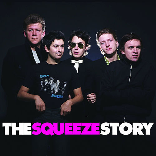 The Squeeze Story de Various Artists