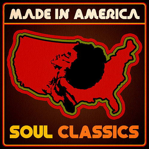 Made in America Soul Classics von Various Artists