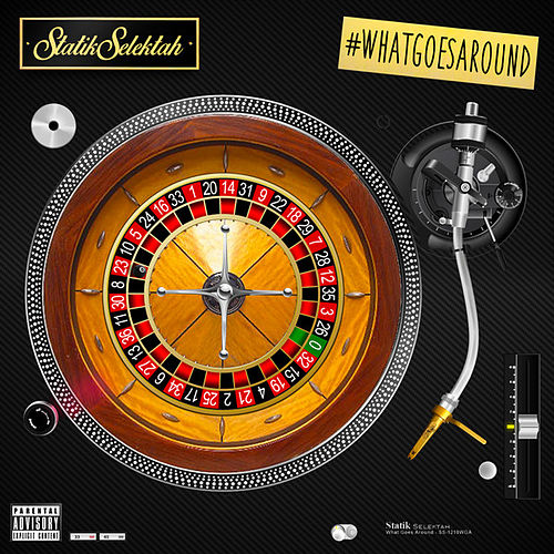 What Goes Around by Statik Selektah