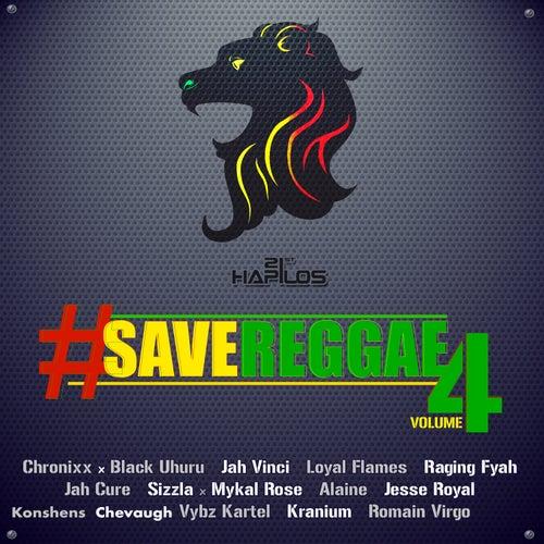 #Savereggae, Vol.4 von Various Artists