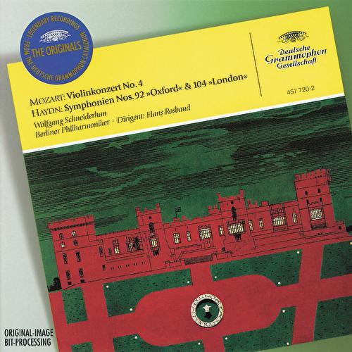 Mozart, W.A.: Violin Concerto No.4 / Haydn, J.: Symphonies Nos. 92