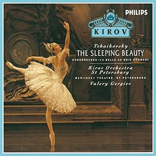 Tchaikovsky: The Sleeping Beauty by St. Petersburg Orchestra of the Kirov Opera