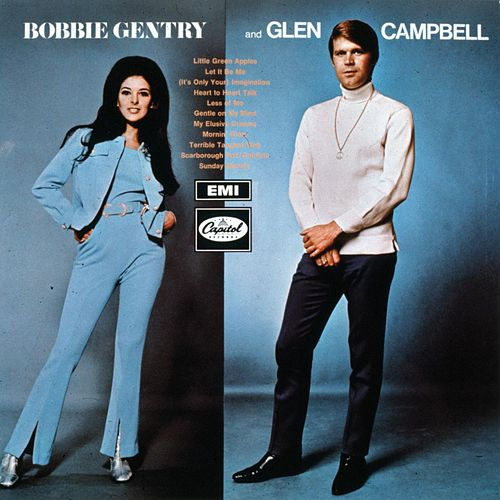 Bobbie Gentry And Glen Campbell de Glen Campbell