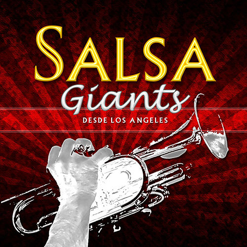 Salsa Giants (Desde Los Angeles) de Various Artists