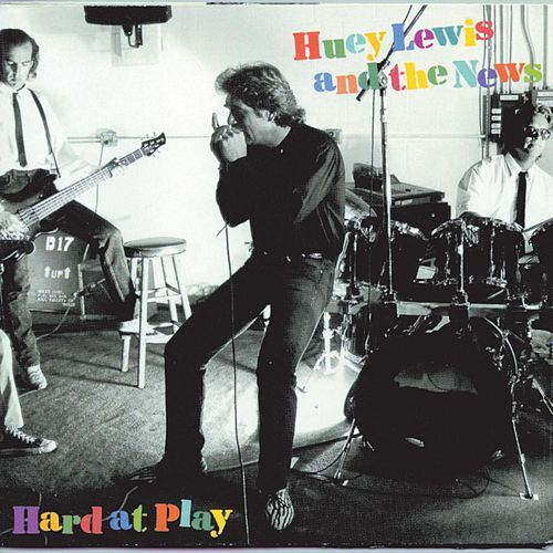 Hard At Play de Huey Lewis and the News
