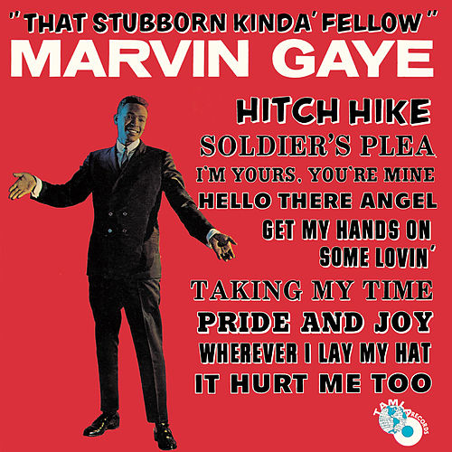 That Stubborn Kinda' Fellow by Marvin Gaye