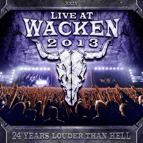 Live At Wacken 2013 von Various Artists