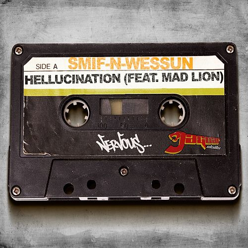 Hellucination feat. Mad Lion - Jaguar Skills Stand Strong Remix de Smif-N-Wessun