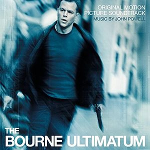 The Bourne Ultimatum de John Powell