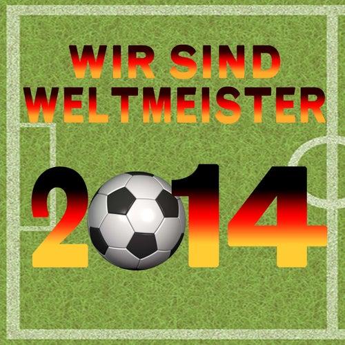 Wir sind Weltmeister 2014 de Various Artists
