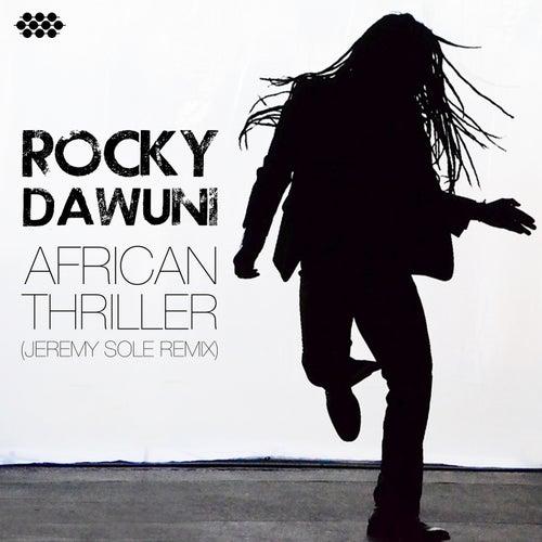 African Thriller de Rocky Dawuni