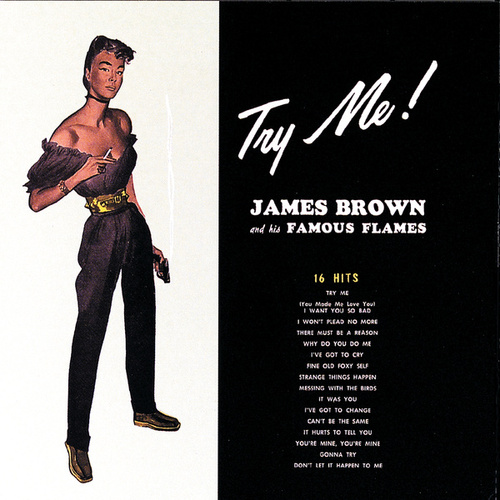 Try Me van James Brown