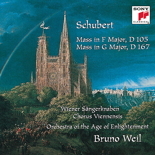 Schubert: Mass in F Major, D 105; Mass in G Major, D 167 von Bruno Weil