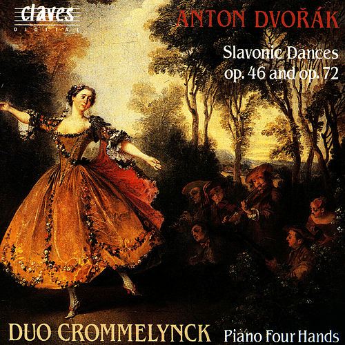 Antonín Dvořák: Complete Works for Piano 4 Hands, Vol. II by Antonin Dvorak