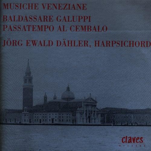 Baldassare Galuppi: Passatempo Al Cembalo by Baldassare Galuppi
