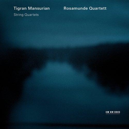 String Quartets by Rosamunde Quartett