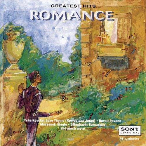 Greatest Hits - Romance by The Philadelphia Orchestra, Eugene Ormandy, The Philharmonia Orchestra, Andrew Davis, Juilliard String Quartet