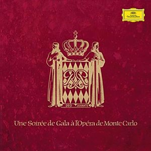 Gala Evening At The Monte Carlo Opera de Various Artists