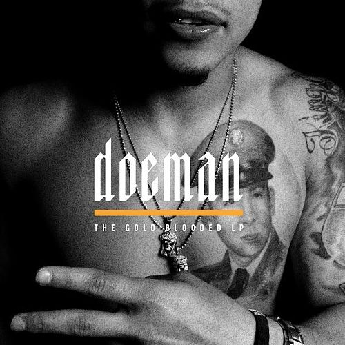 The Gold Blooded Lp de Doeman