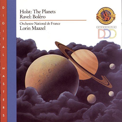 Holst: The Planets, Op. 32 - Ravel: Bolero, M. 81 de Lorin Maazel
