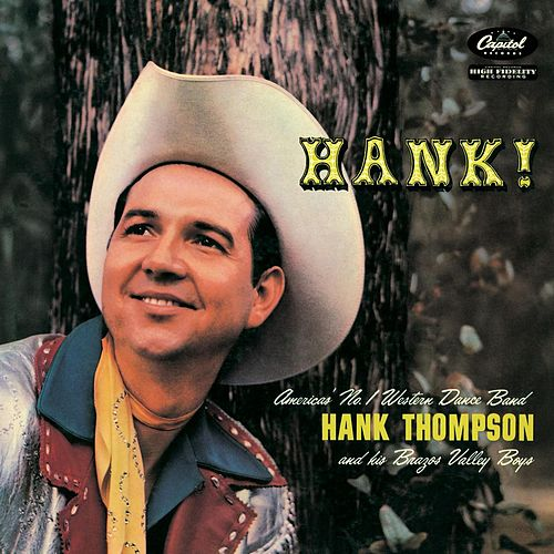 Hank! de Hank Thompson
