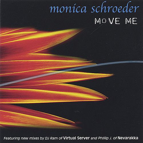 Move Me by Monica Schroeder