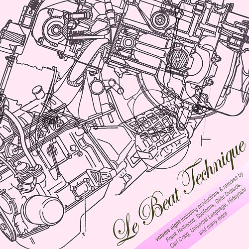 Le Beat Technique, Vol. 8 von Various Artists