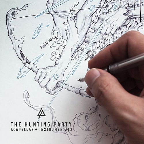 The Hunting Party: Acapellas + Instrumentals by Linkin Park