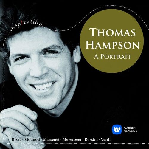 Thomas Hampson: A Portrait (Inspiration) von Thomas Hampson