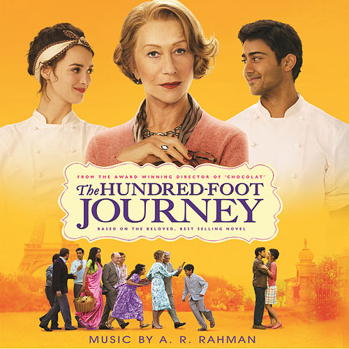 The Hundred-Foot Journey by A.R. Rahman
