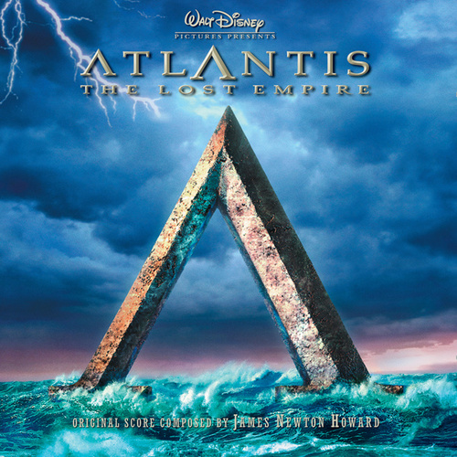Atlantis: The Lost Empire by Mya