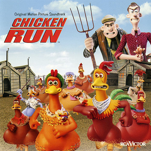 Chicken Run de Harry Gregson-Williams