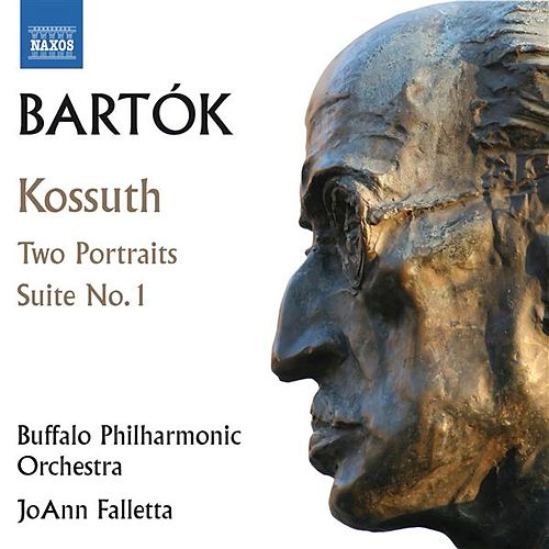 Bartók: Kossuth, 2 Portraits & Orchestral Suite No. 1 de Various Artists
