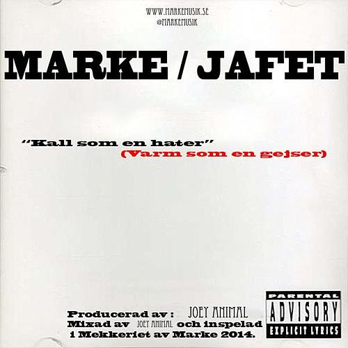 Kall som en hater by Mark-E