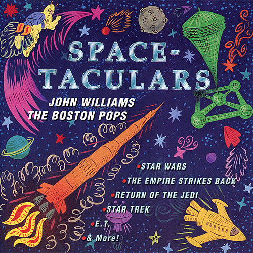 Space-Taculars by Boston Pops