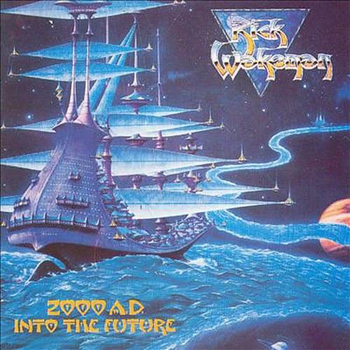 2000 A.D. Into the Future de Rick Wakeman
