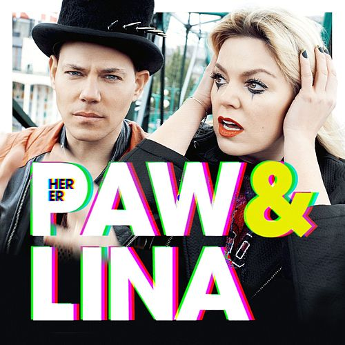 Her Er Paw&Lina by Paw