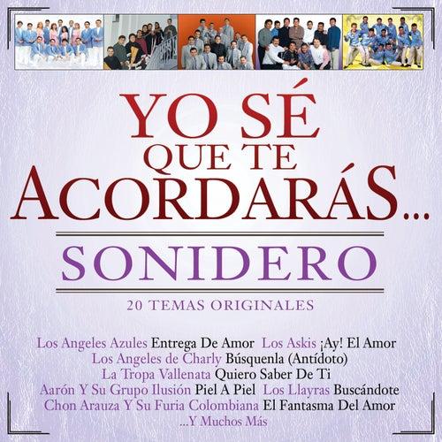 Yo Sé Que Te Acordarás Sonidero by Various Artists