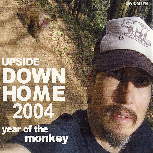 Upside Down Home 2004: Year Of The Monkey von Howe Gelb