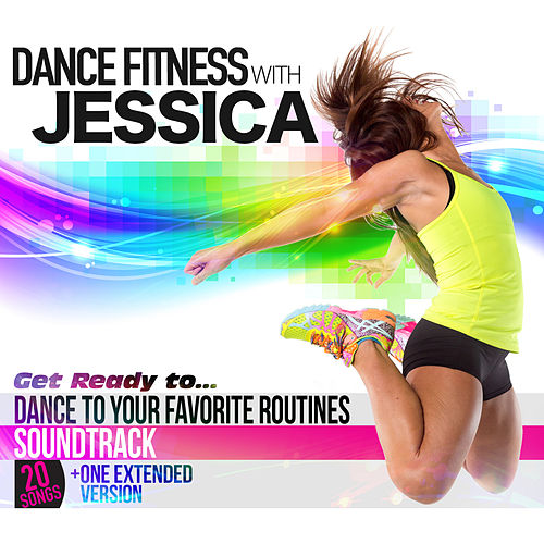 Dance Ftiness with Jessica Dvd Soundtrack von Jessica