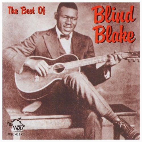 The Best of Blind Blake [Wolf] de Blind Blake