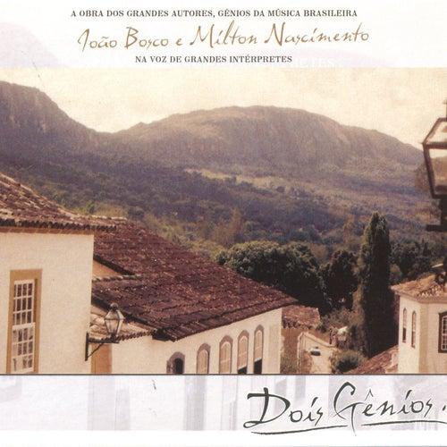 Dois Gênios - João Bosco & Milton Nascimento de German Garcia