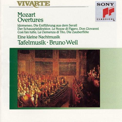Mozart: Opera Overtures & Serenade No. 13 in G Major, K. 525