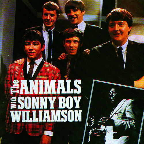 With Sonny Boy Williamson de The Animals