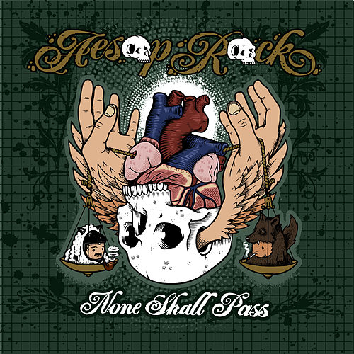None Shall Pass by Aesop Rock