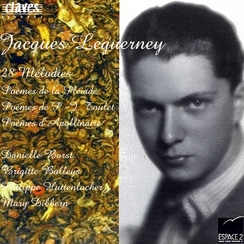 Jacques Leguerney: 28 Mélodies by Various Artists