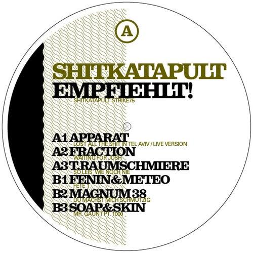 Shitkatapult Empfiehlt 1 de Various Artists